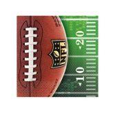 NFL Drive Beverage Napkins – 16 Pack