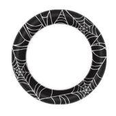 "Spider Web Plates - 6 3/4"" - 40 Per Unit"
