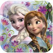 "Disney's Frozen 9"" Plates – 8 Pack"