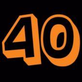 40 Holy Bleep Beverage Napkins