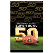Super Bowl 50 Table Cover