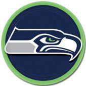 "Seattle Seahawks 9"" Plates – 8 Pack"