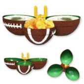 Football Field Goal Snack Dish