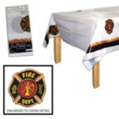 Firefighter Watch Table Cover
