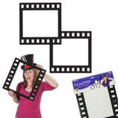 Film Strip Photo Frames - 5 Pack