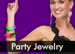 Plastic Party Favor Jewelry