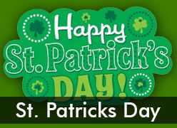 St. Patrick's Day Decorations & Party Supplies