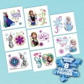 Disney's Frozen Temporary Tattoos - 16 Pack
