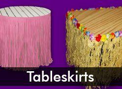 Tableskirts