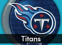 Tennessee Titans Party Supplies