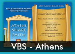 VBS Athens Decorations