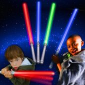 LED Assorted Light Sabers-12 Pack