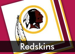 Washington Redskins Party Supplies