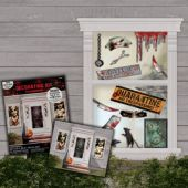 Haunted Asylum Scene Setter Kit